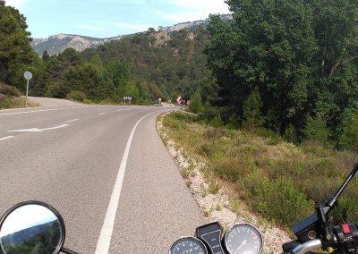 Ruta norte de la comarca