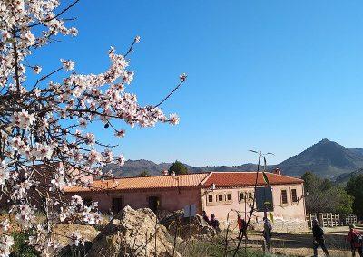 ES03. Ruta alrededores de la Peña San Blas (salida desde Elche y desde Corral Colorao)