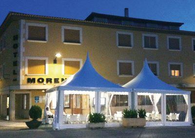 Hotel Restaurante El Moreno