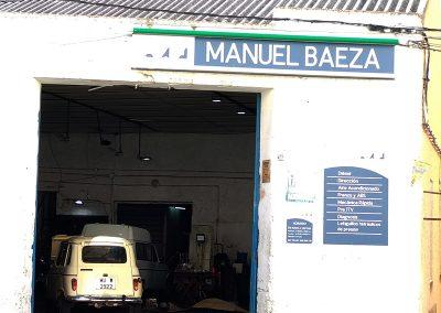 Taller Manuel Baeza