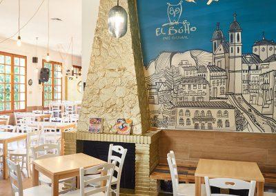 Café Cultural El Búho