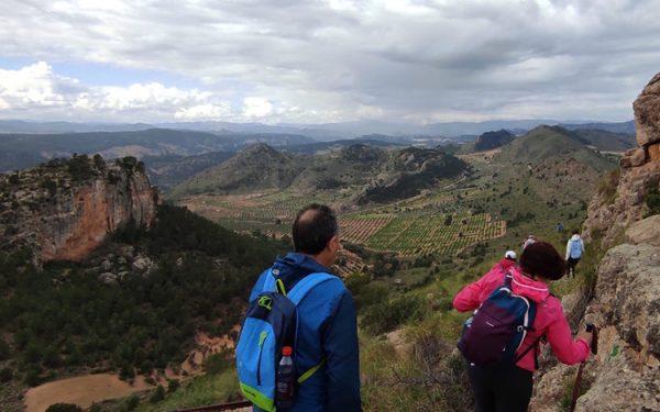 Se celebra el geodía en Elche de la Sierra