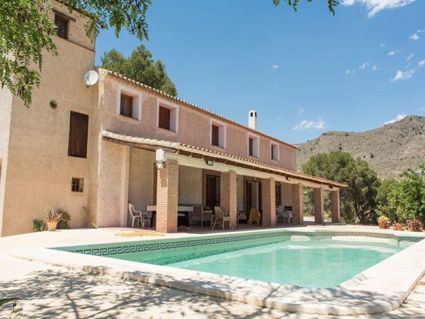 Casa Rural La Hoya de Sharlotte