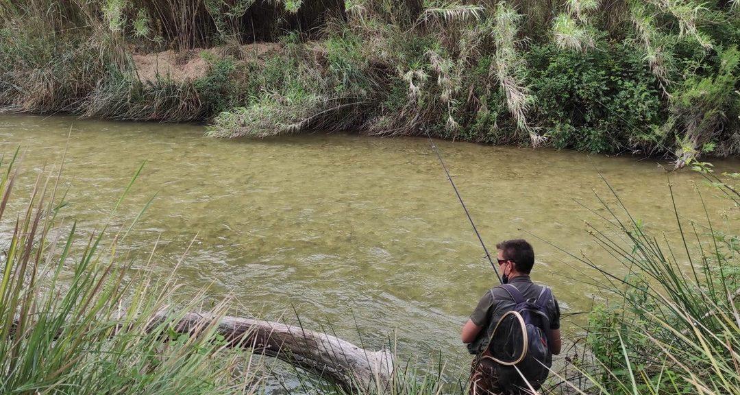 """Coto de pesca intensivo """"El Gallego"""""""